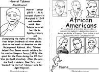 Small Picture African American History Black History Month EnchantedLearningcom