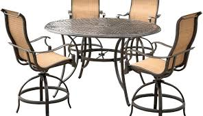 small round pub table and table round pub set glass patio white small black outdoor height