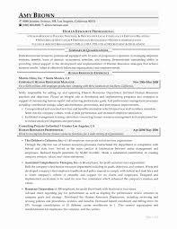 Recruiter Resume Template Adorable Recruiter Resume Sample Templates Remarkable Hr Format Download