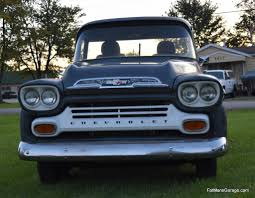 1959 Chevrolet Apache Fleetside - FatMans Garage