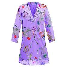 <b>Women's</b> Tops Toamen T-Shirt Sale <b>2019</b> New Ladies Chiffon <b>Print</b> ...