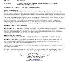 Lpn Resume Examples Lpn Resume Examples Qualifications Summary Practical Nursing 40