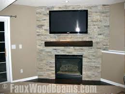 faux wood fireplace mantel faux wood fireplace mantels inspire your own fireplace mantel ideas with this