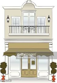 Vector Art Storefront Cute Clipart And Drawings In 2019 Bakery