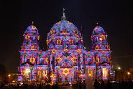 Berlin Festival Of Lights Tour Berlin Cathedral Festival Of Lights Festival Lights