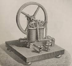 first electric motor.  Motor The First Electric Motor Build By Paul Gustave Froment In 1845 And First Electric Motor