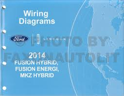 2010 ford fusion hybrid wiring diagram diagram ford fusion service manuals owner maintenance and repair