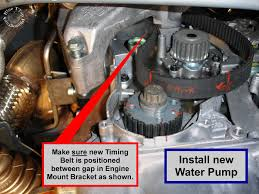 Replacing Your Timing Belt and Water Pump at the Same Time as well  moreover When does the timing belt need to be replaced in addition Lexus timing belt water pump   YouTube besides  further  likewise Nissan Maxima Timing Belt Change Tutorial likewise How to change the timing belt in a 7th Gen Honda Civic   2001 furthermore  likewise Honda Accord VTEC timing belt and water pump Honda Accord VTEC furthermore . on timing belt and water pump repment cost