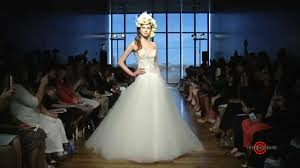 Ines Di Santo Bridal 2015 Runway Fashion Show With Couture