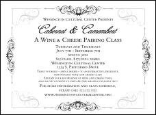 Black Tie Gala Invitation