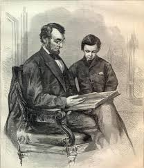 abe lincoln his son tad abe lincoln his son tad american presidents american history social studies nineteenth century life