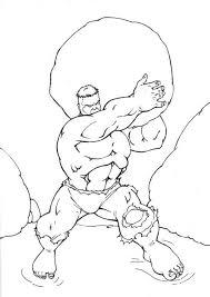 Lincredibile Hulk Da Colorare Immagini Gif Animate Clipart