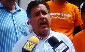 Roberto Smith: Lucena no da respuesta oportuna ni efectiva - El Carabobeño