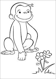 Disegni Da Colorare Curioso Come George 43 Disegni Disney Barn