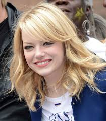 hairstyles for round faces women