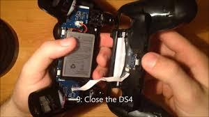 Turn Off Light Bar Ps4 Dualshock 4 Lightbar Turn Off No Damage On Controler