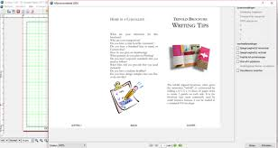 make tri fold brochures making a tri fold brochure with scribus part 1 learning
