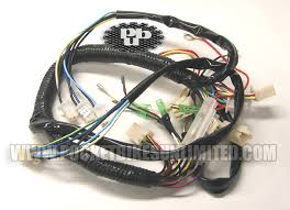 4 stroke pocket bike parts x 7 r 6 x 18 wiring harness 44 00
