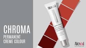 Aloxxi Chroma Permanent Creme Colour