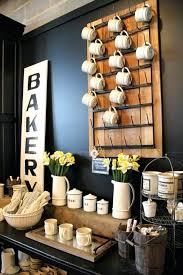 coffee mug holder wall oversized rustic wall rack for mugs