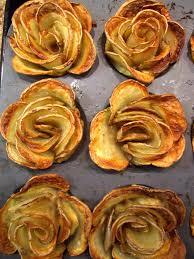 beautiful potato. Plain Beautiful Potato Roses On Beautiful G
