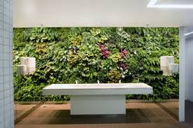 office gardening. Vertical Gardens Design Ideas In Bathroom Office Marble White Square Faucets Gardening I