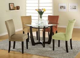 round dining room table under 200 set 7 piece 5