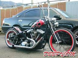 anybody do a softail bobber chopper pics harley davidson forums