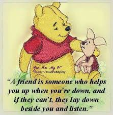 Pooh Bear Quotes About Friendship Impressive Pin By Suzanne Watson On Pooh Quotes Pinterest Disney Quotes