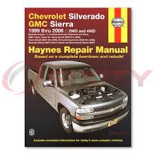 Chevy Tahoe Haynes Repair Manual LT Z71 LS Base Shop Service ...