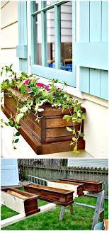 Flower Window Box Designs Pin By Doityourzelf On Doityourzelf Com Window Planters