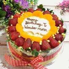 Birthday Cake For Wonder Mom With Name Images The Ask Idea