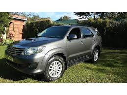 Used Car | Toyota Fortuner Costa Rica 2013 | Turbo diesel ...