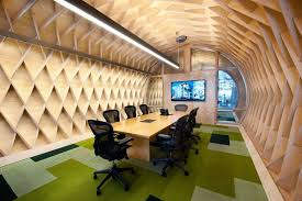 group contemporary office. Contemporary Office Space In California Blends Creativity With Indoor Green! Group O