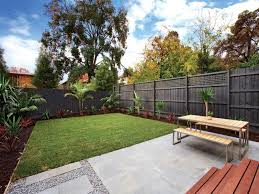Small Picture of a landscaped garden design from a real Australian home