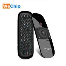 Wechip W1 Air Mouse Wireless 2.4G Hz Mini Keyboard for Android TV Box/Mini  PC/TV - China Air Mouse, Air Mouse Remote Control for Samsung Smart TV