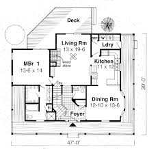 country farmhouse southern traditional house plan 10785 level one