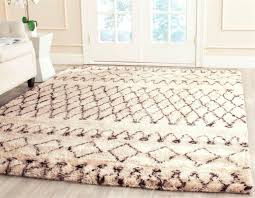image of black and white area rugs nice