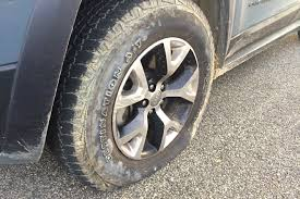 flat tire. Simple Flat 008 Cherokee Trailhawk Flat Tire Jpg  Photo 112807242 Jeep  Review 12000 Mile Update To P