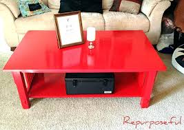 red coffee table ikea high gloss coffee table boutique red delight a ideas ikea lack red