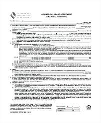 Car Lease Agreement Beauteous Sample Ct Sublease Free Commercial Lease Agreement Template Word