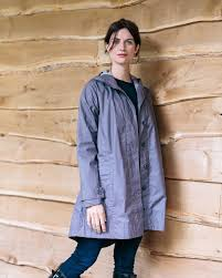 Hoodie Rain <b>Mac in Taupe</b> | Outerwear | Avoca Ireland