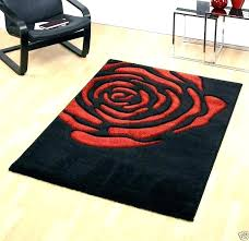 red black and grey rug rugs area contemporary white barrera ru