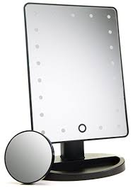 Portable Vanity Mirror With Lights Enchanting Amazon Natural Daylight Lighted Makeup Mirror Vanity Mirror