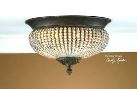 flush mount chandelier crystal crystal flush mount lighting ceiling mounted crystal chandelier 4 light white drum chrome flush lighting nerisa black semi