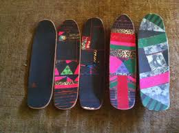 Skateboard Grip Tape Designs How I Learned To Stop Worrying And Use Colored Griptape