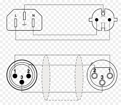 microphone xlr connector wiring diagram electrical cable schuko xlr connector