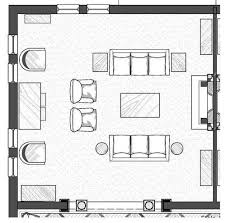 weekly q with phoebe what to do with a really large living room a double sofas facing eating other separate seating area against wall arrange furniture big living room furniture living room