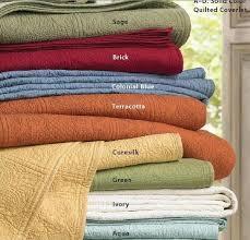 Solid Color Cotton Matelasse Tile Quilt & C&F Solid Color Cotton Matelasse Tile Quilt Adamdwight.com