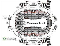 Centurylink Center Omaha Virtual Seating Chart Best